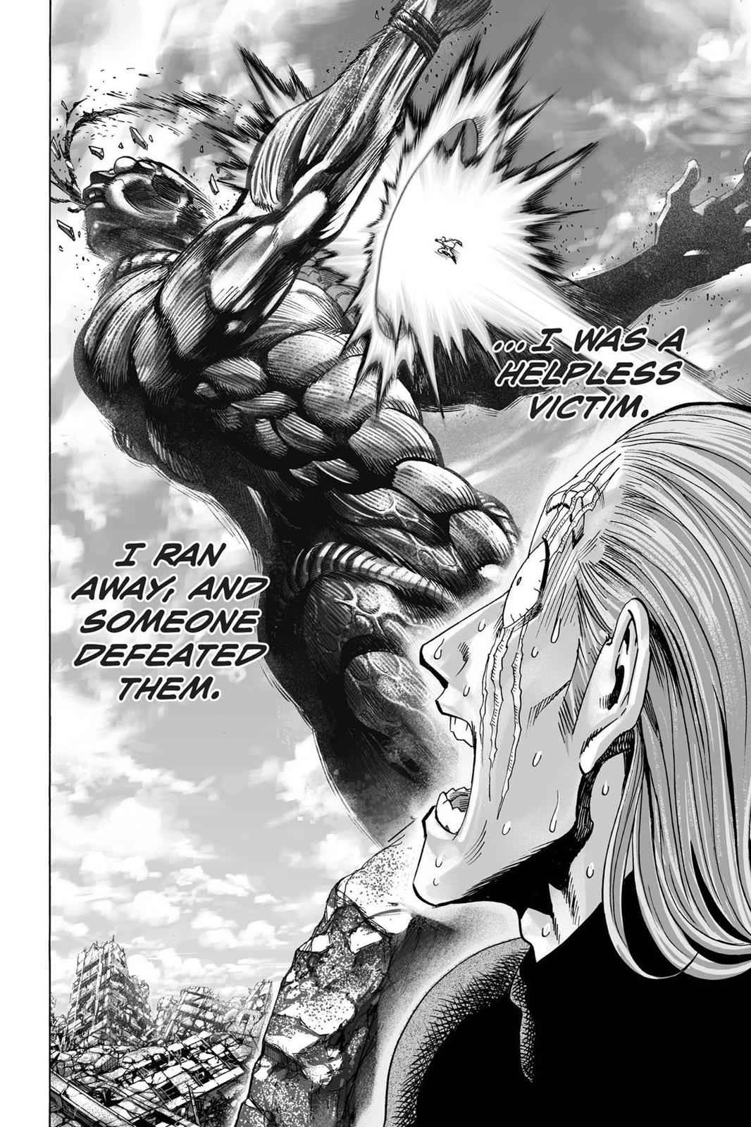 One-Punch Man Chapter 39 Page 4