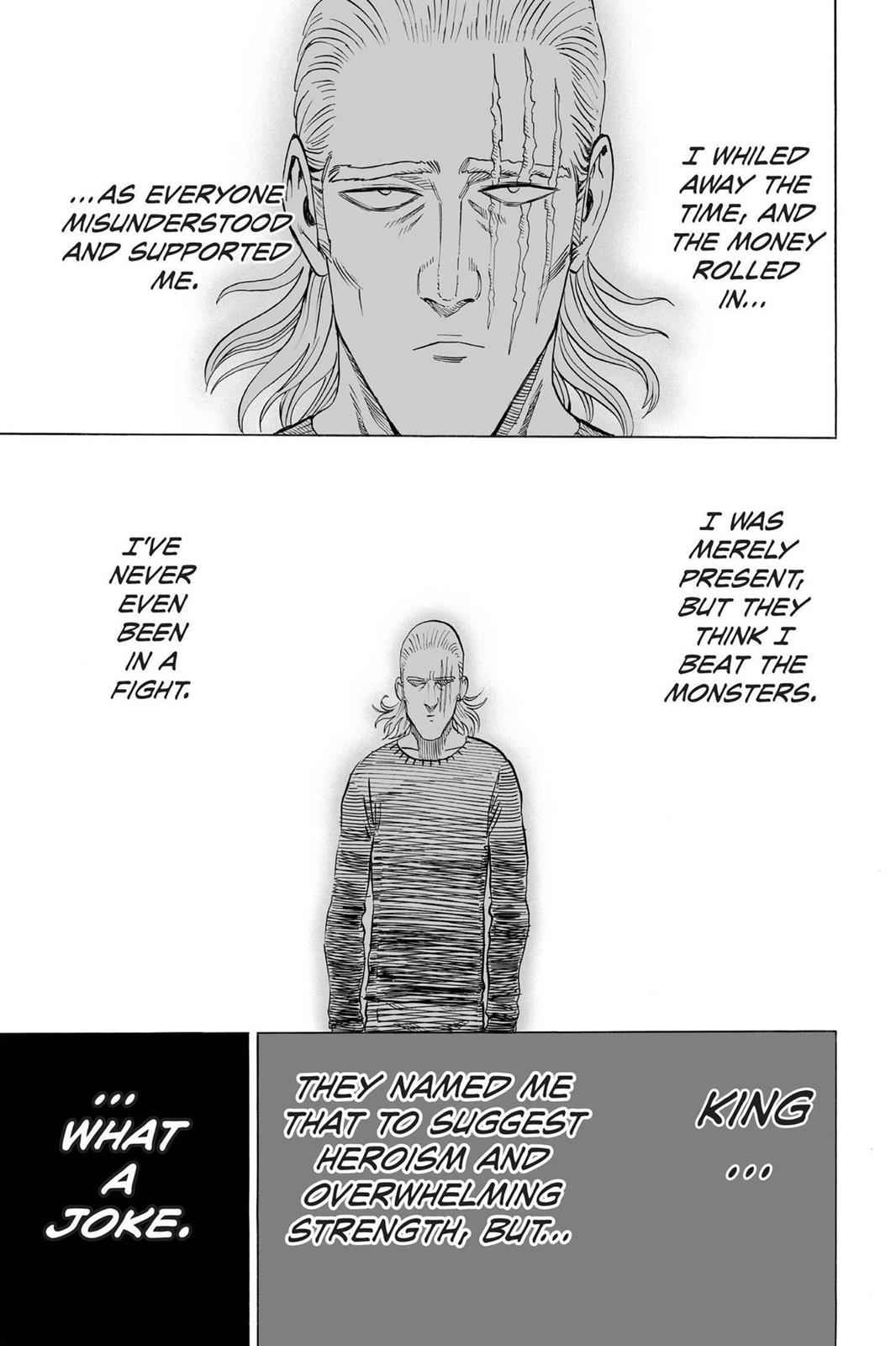 One-Punch Man Chapter 39 Page 5