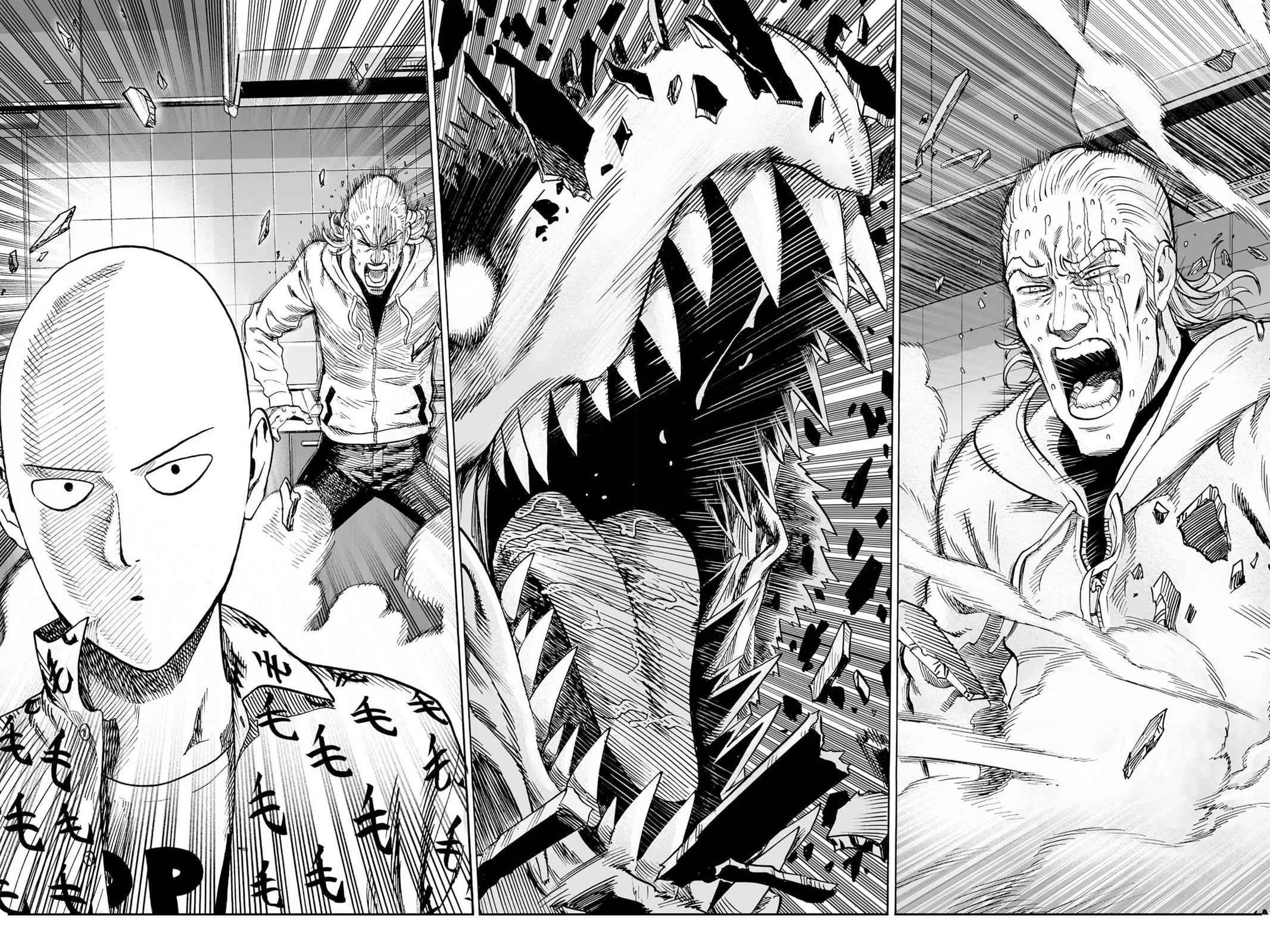 One-Punch Man Chapter 39 Page 8