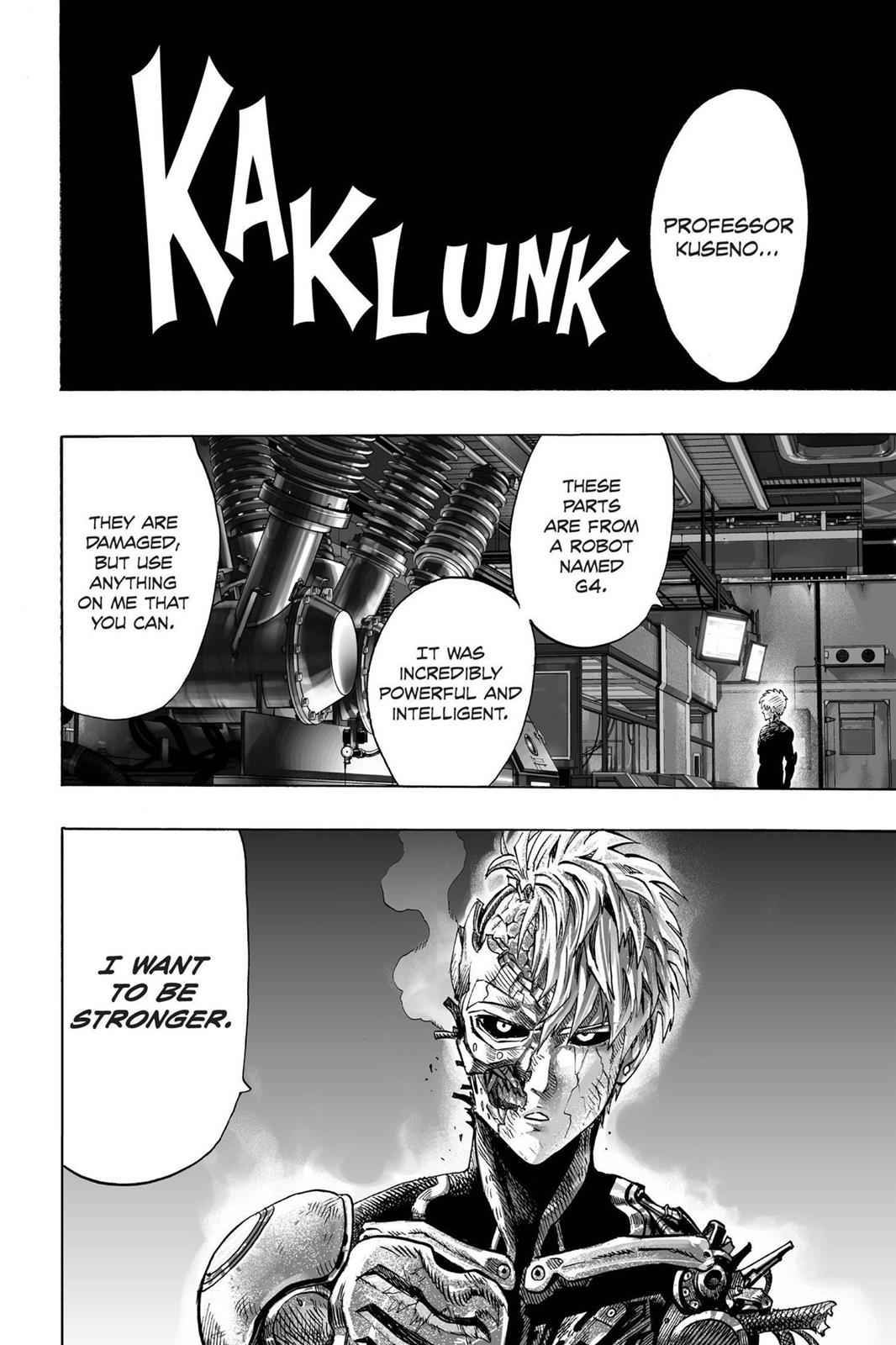 One-Punch Man Chapter 40 Page 2