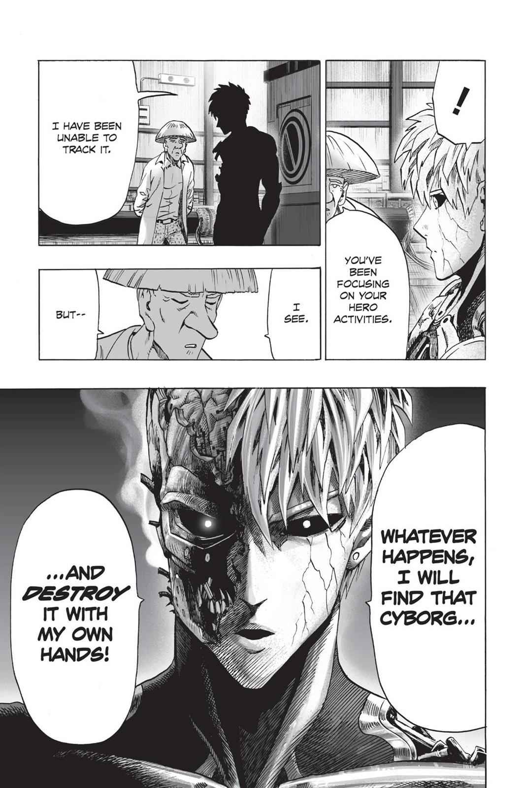 One-Punch Man Chapter 40 Page 5