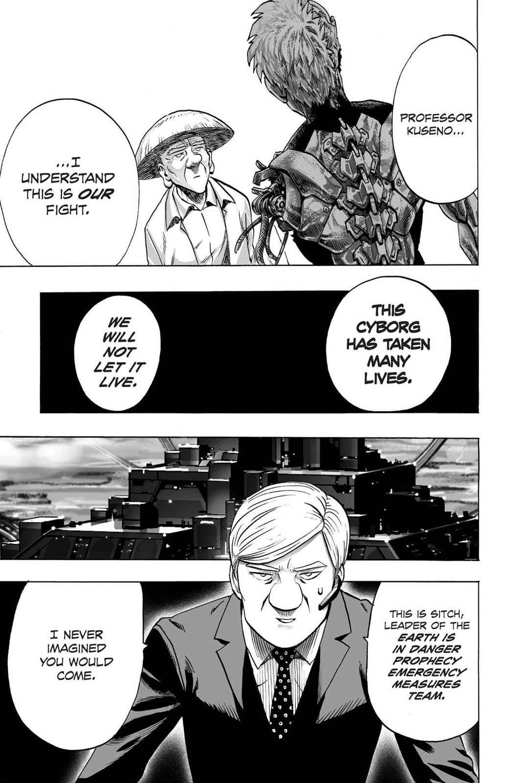One-Punch Man Chapter 40 Page 7