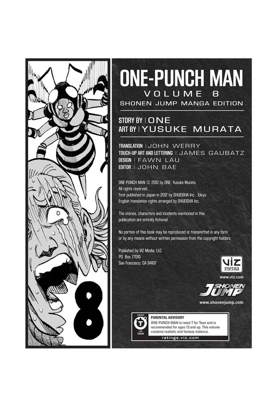 One-Punch Man Chapter 40.6 Page 26