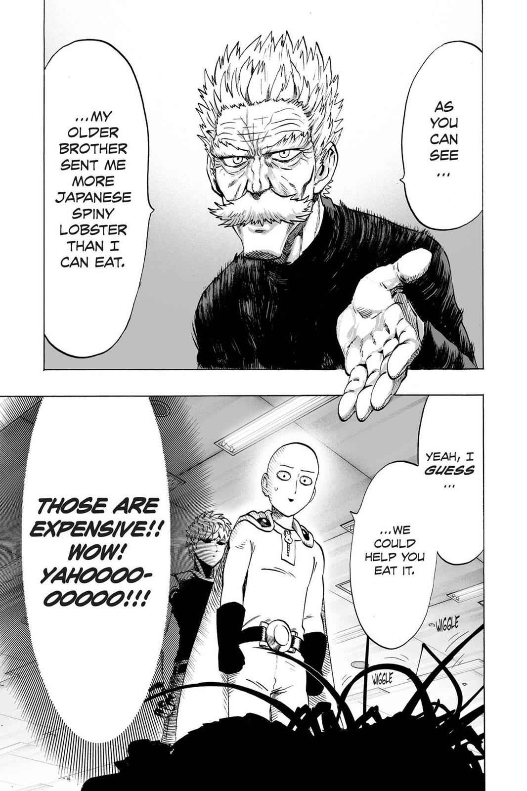 One-Punch Man Chapter 40.6 Page 3