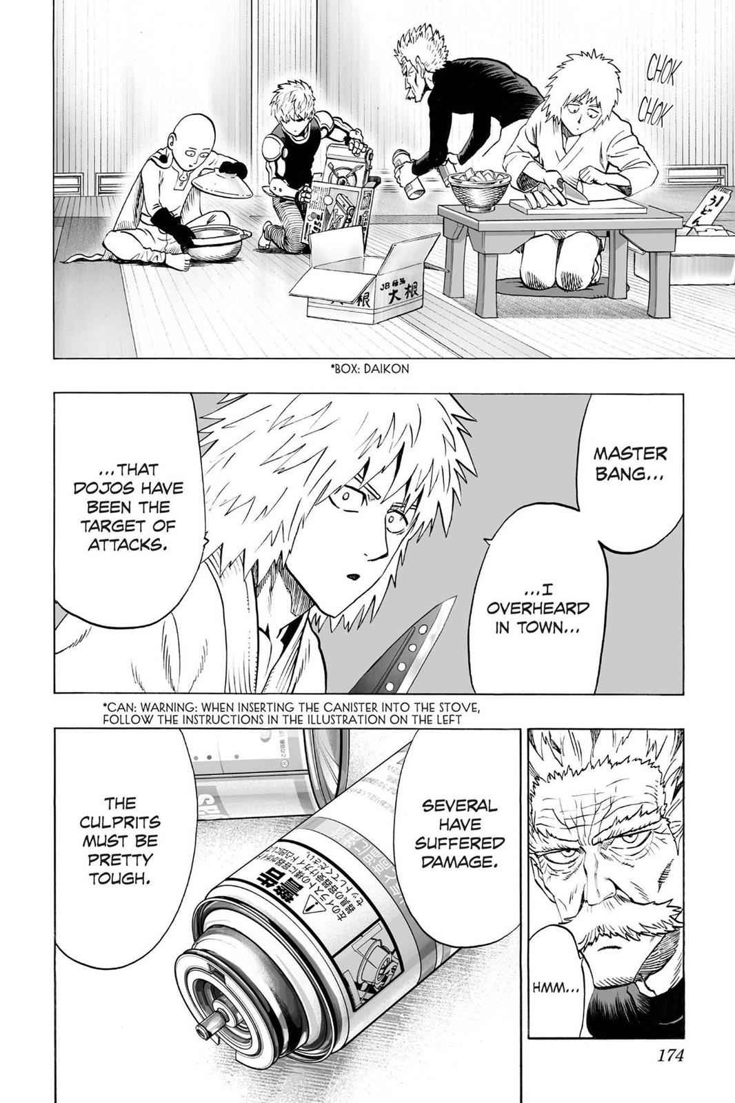 One-Punch Man Chapter 40.6 Page 6