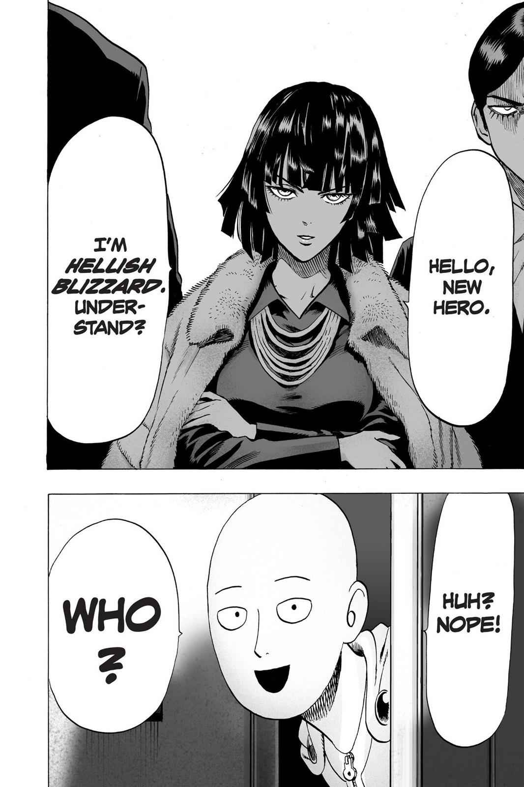One-Punch Man Chapter 42 Page 13