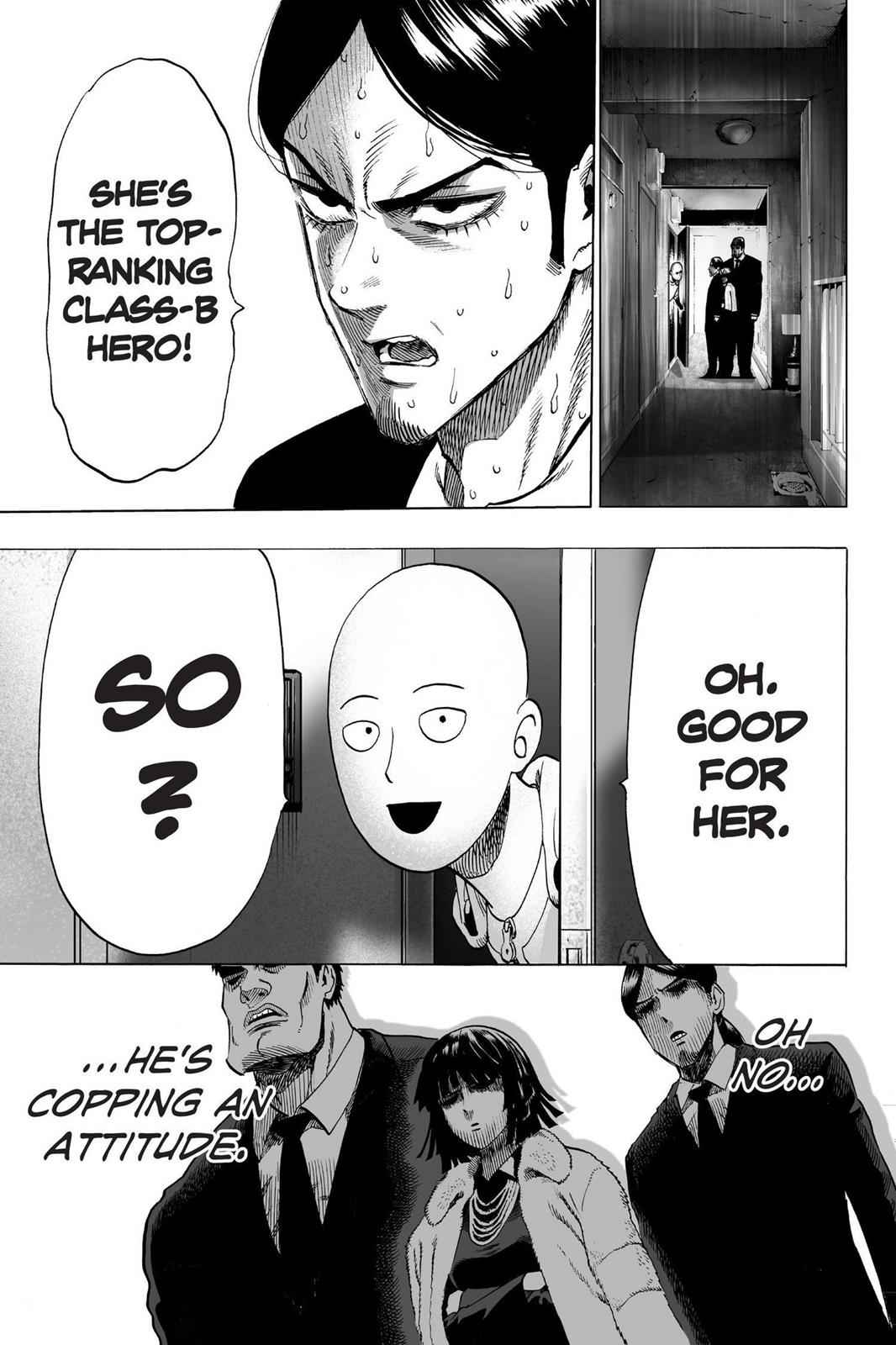 One-Punch Man Chapter 42 Page 14