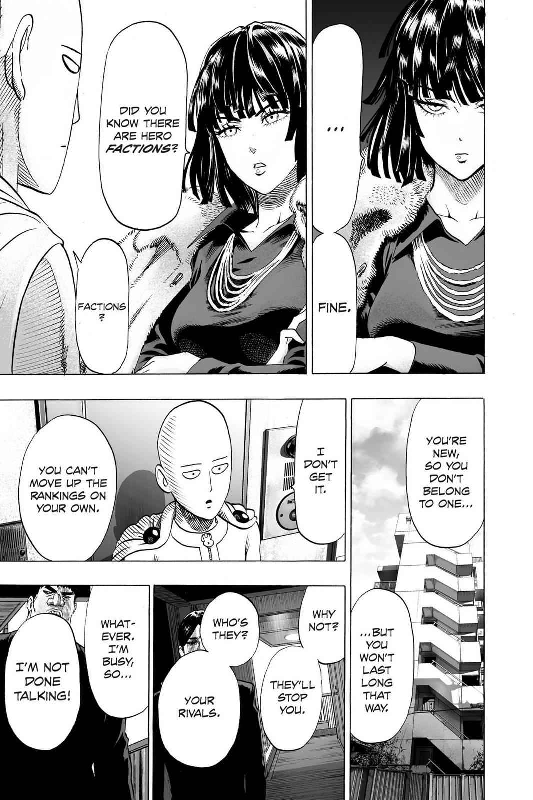 One-Punch Man Chapter 42 Page 16