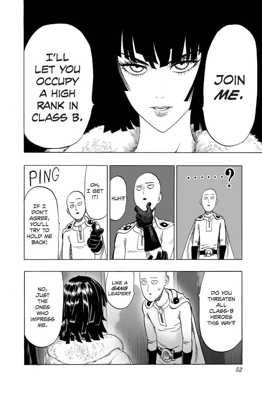 One-Punch Man Chapter 42 Page 17