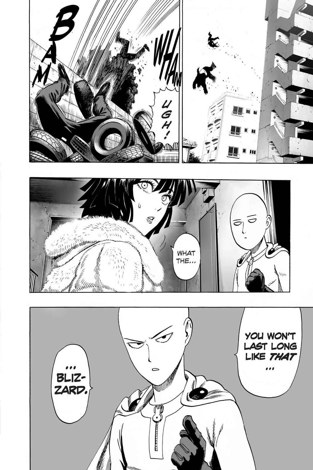 One-Punch Man Chapter 42 Page 21