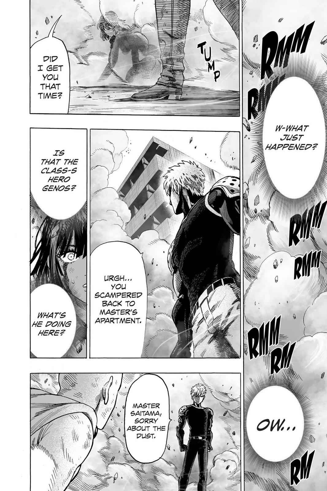 One-Punch Man Chapter 43 Page 20
