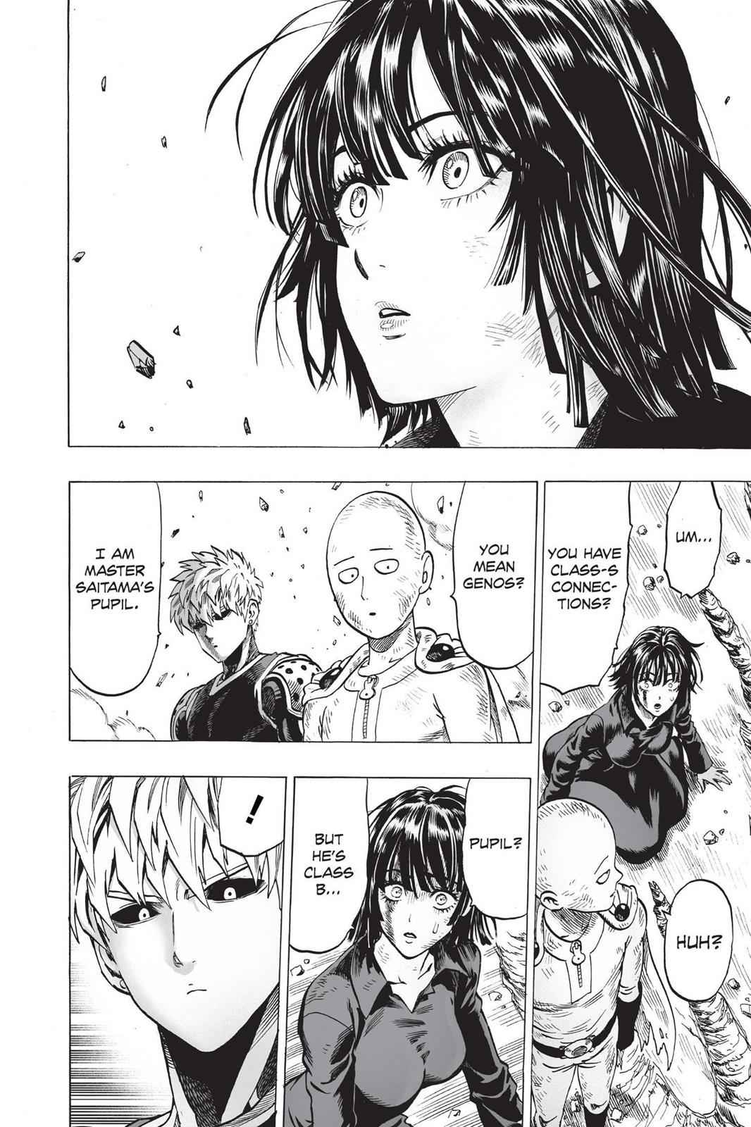 One-Punch Man Chapter 43 Page 22
