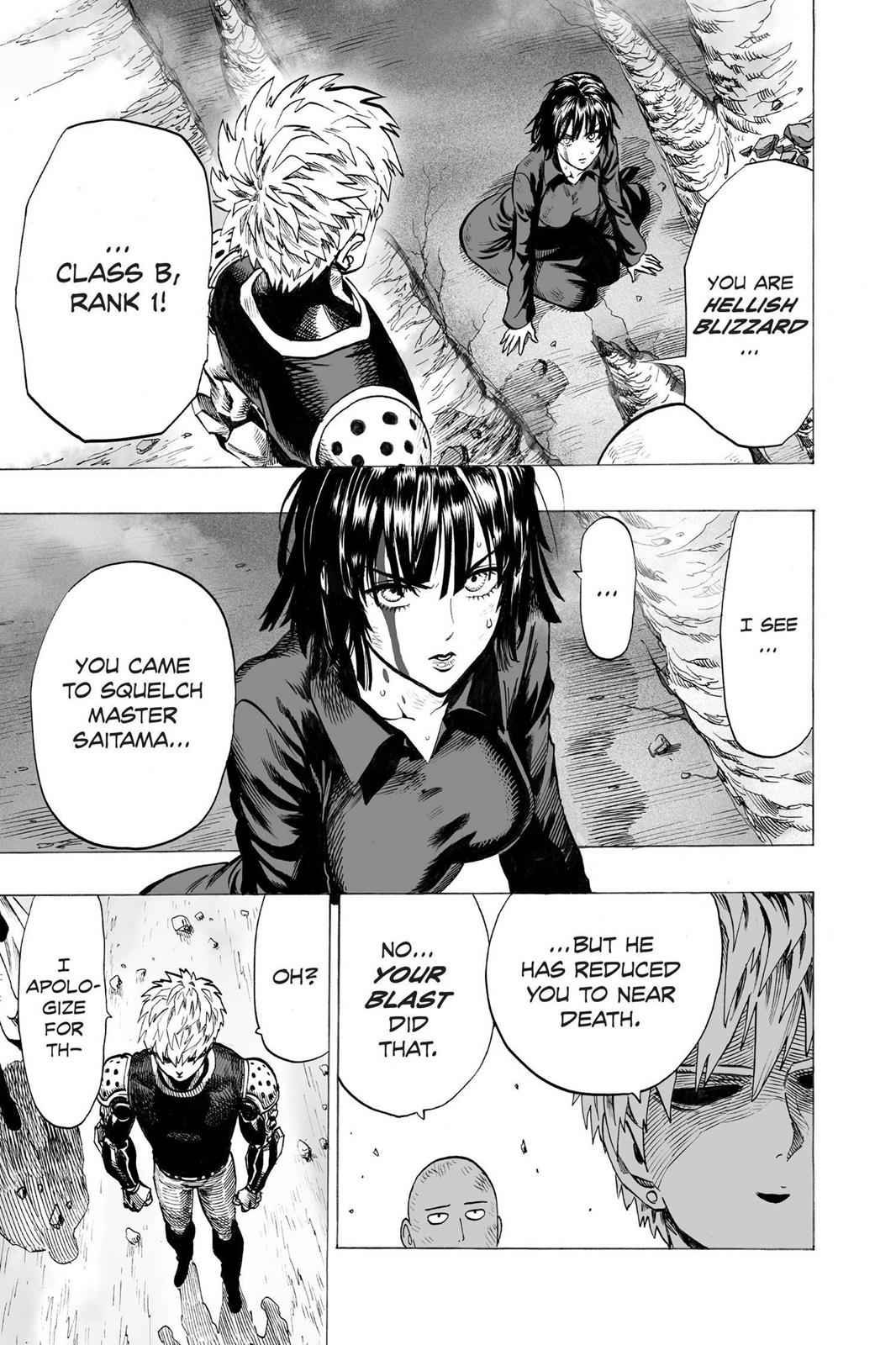 One-Punch Man Chapter 43 Page 23