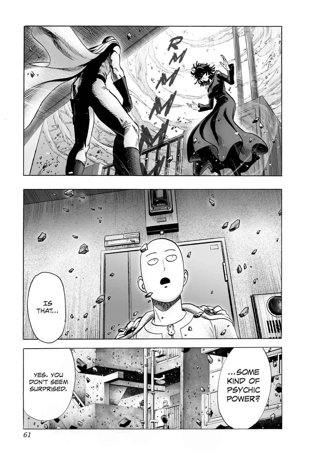 One-Punch Man Chapter 43 Page 4