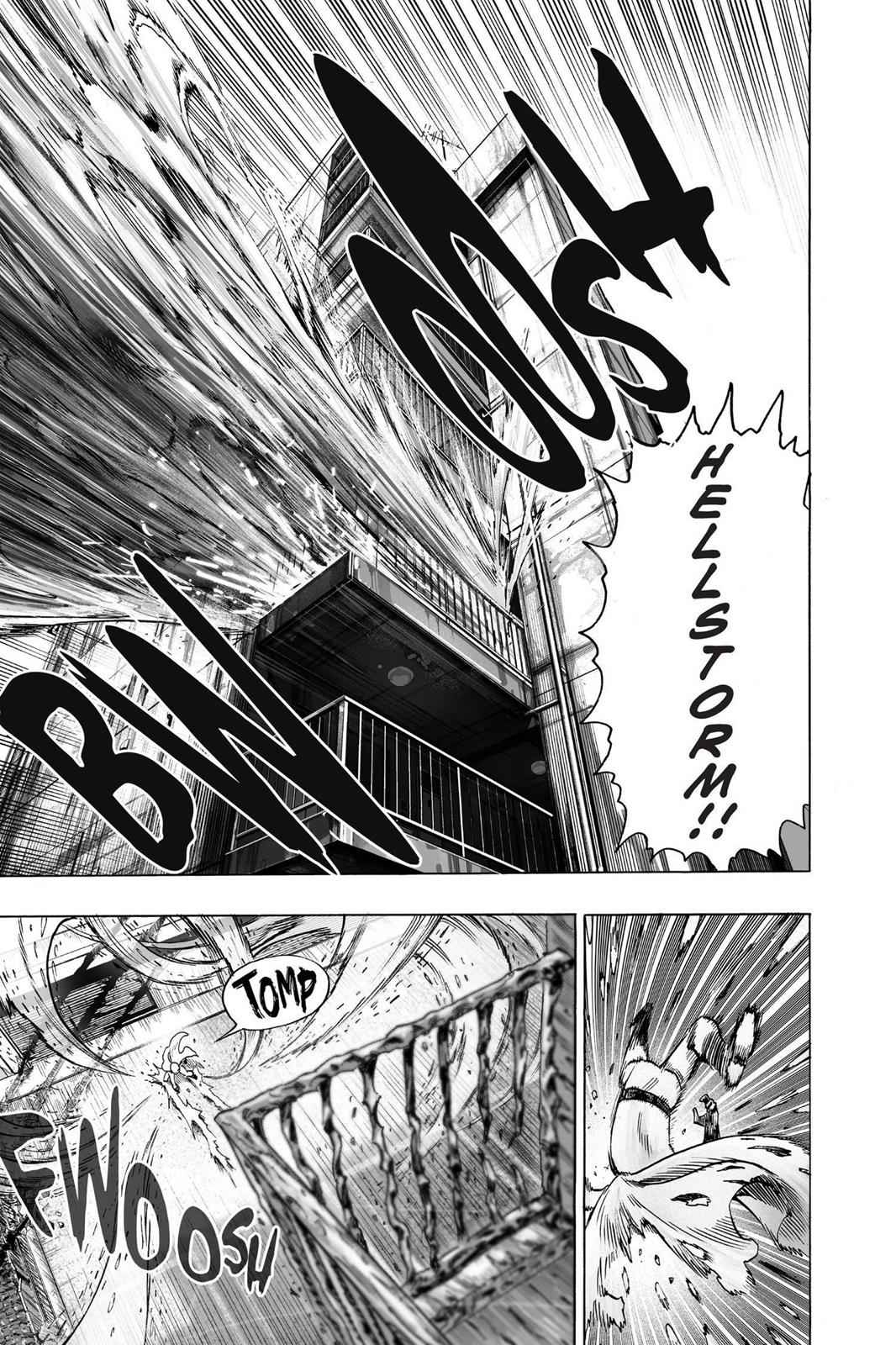 One-Punch Man Chapter 43 Page 6