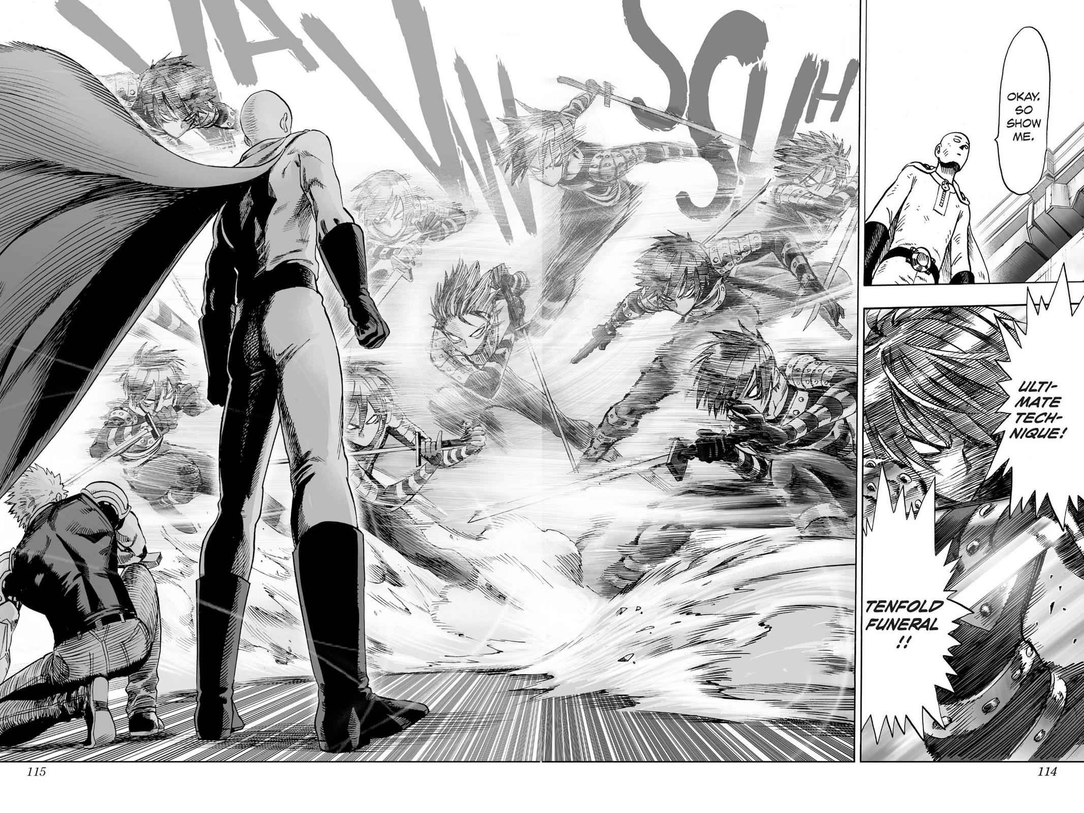 One-Punch Man Chapter 44 Page 27