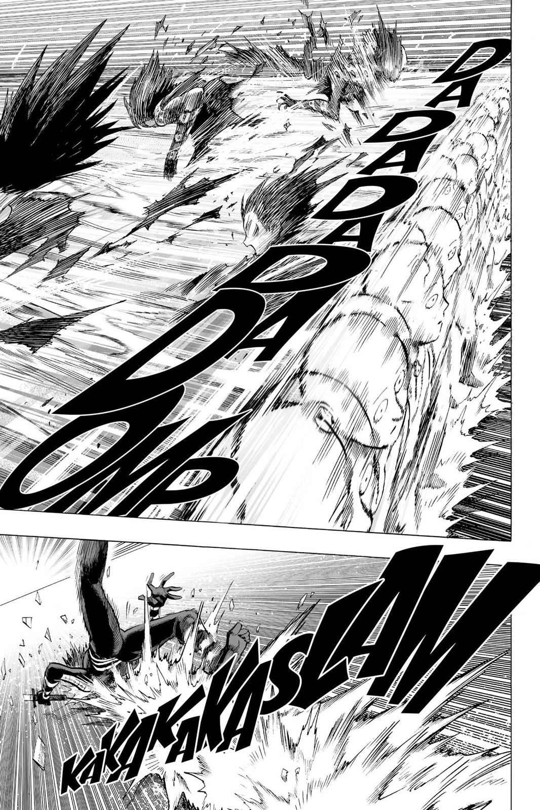 One-Punch Man Chapter 44 Page 33