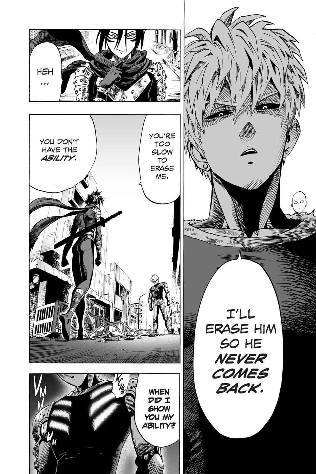 One-Punch Man Chapter 44 Page 4