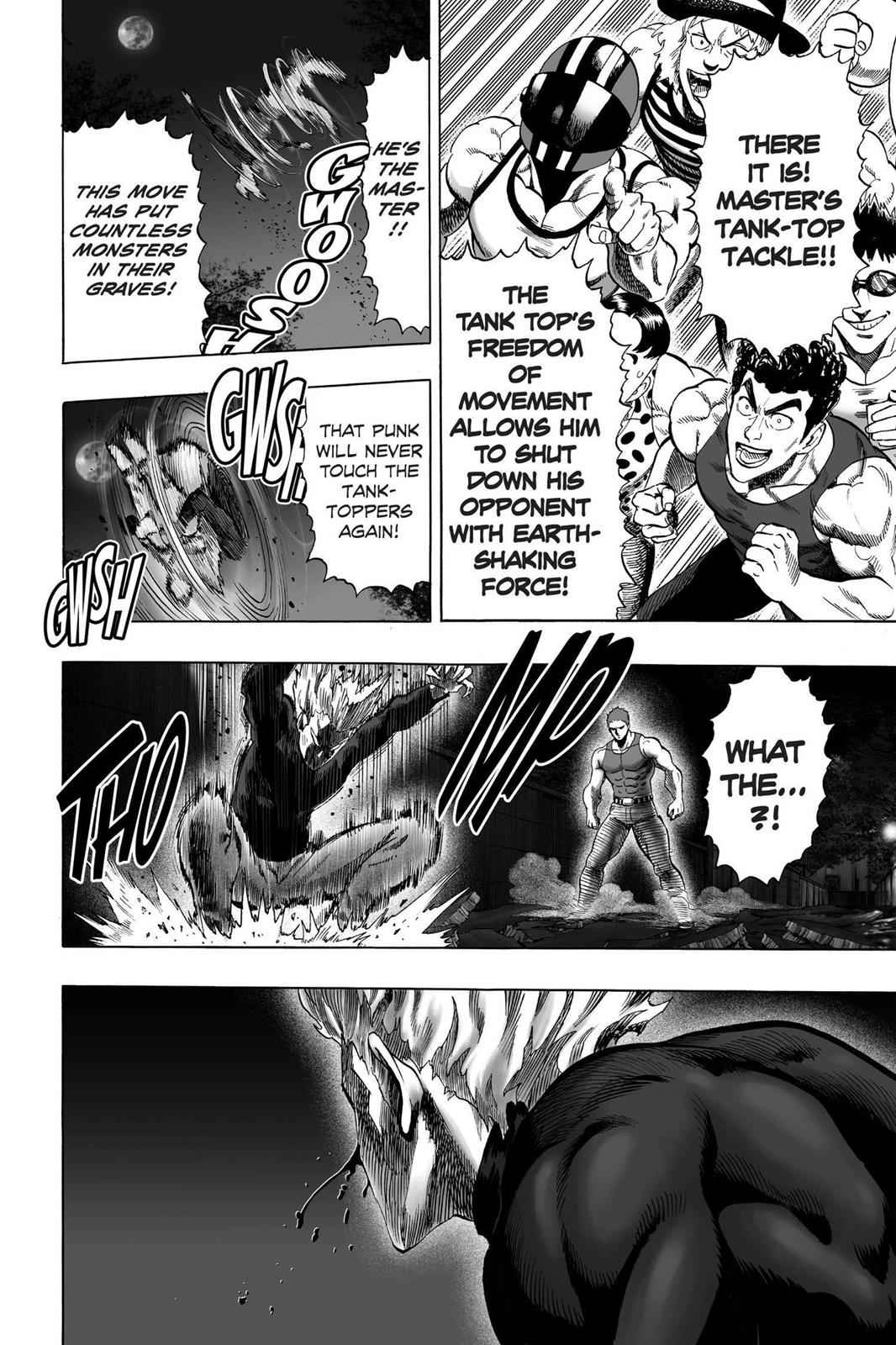 One-Punch Man Chapter 46 Page 17