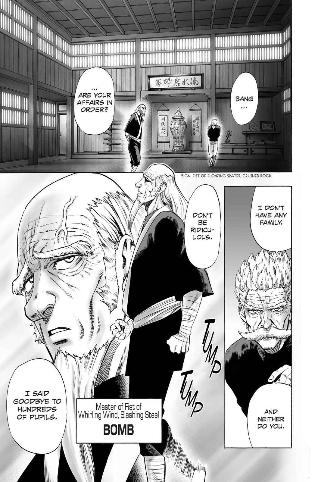 One-Punch Man Chapter 46 Page 20