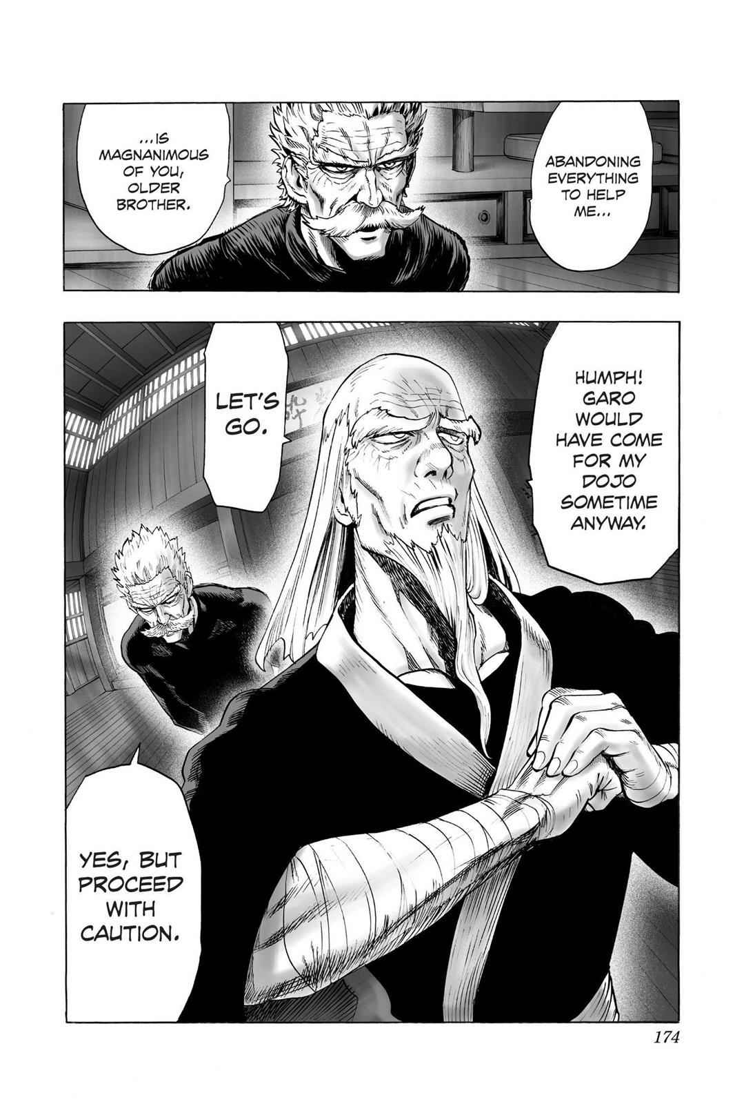 One-Punch Man Chapter 46 Page 21