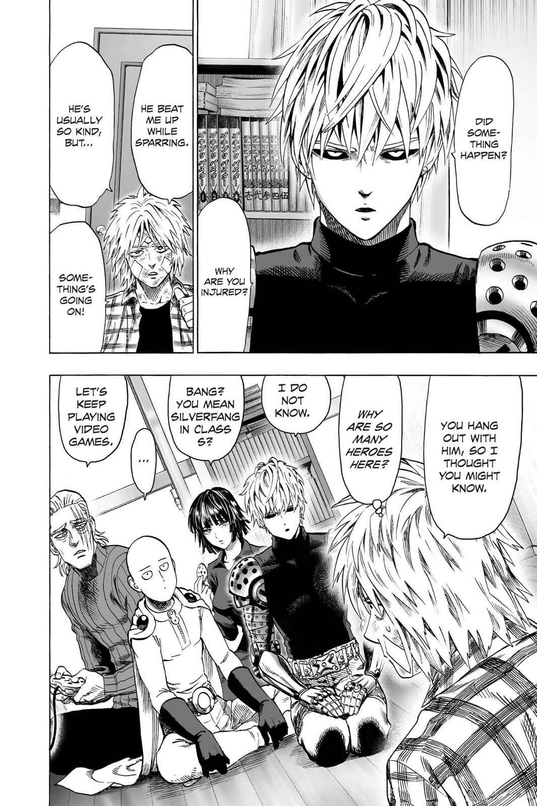 One-Punch Man Chapter 46 Page 4