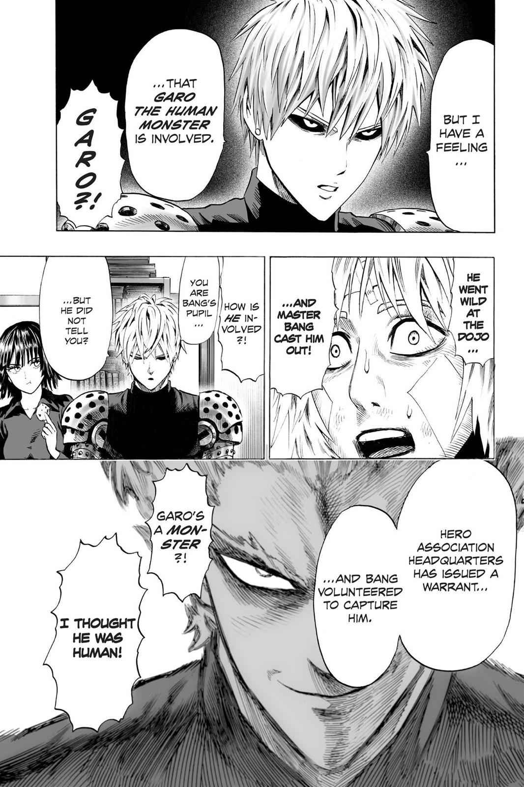One-Punch Man Chapter 46 Page 5