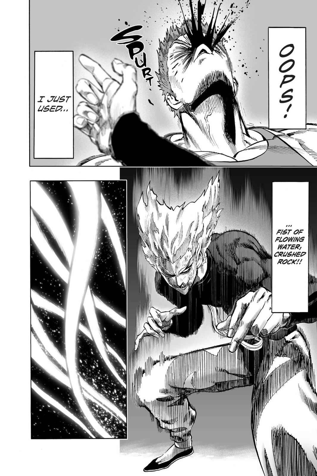 One-Punch Man Chapter 47 Page 11