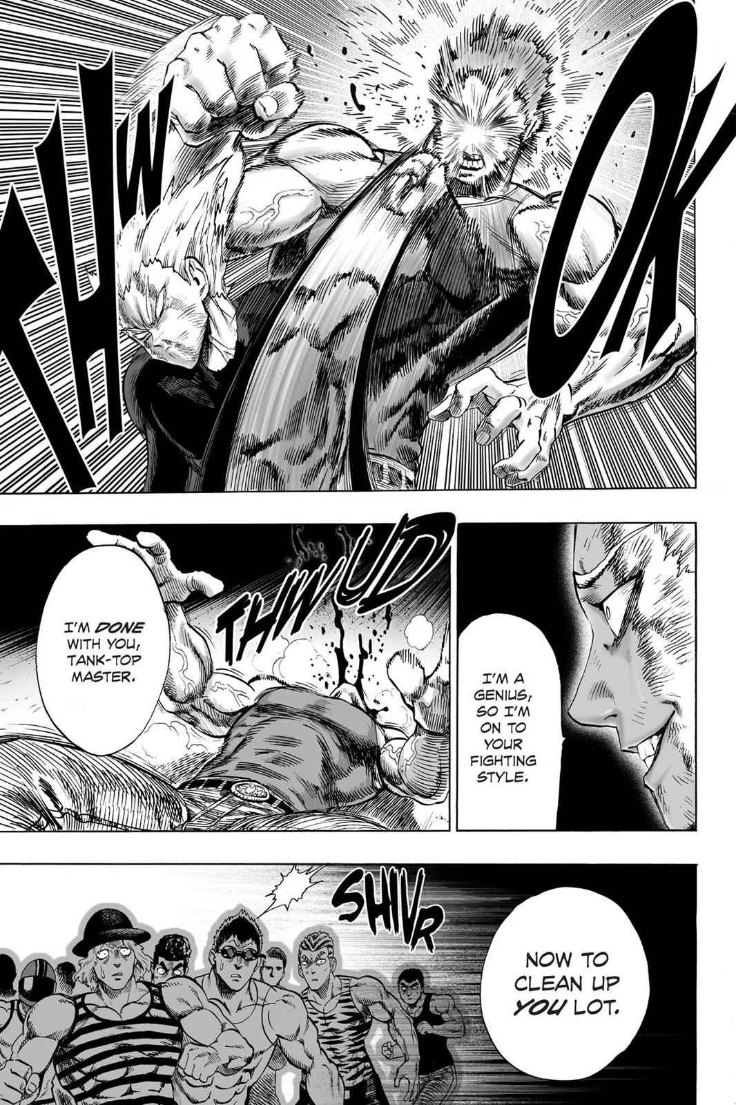 One-Punch Man Chapter 47 Page 18