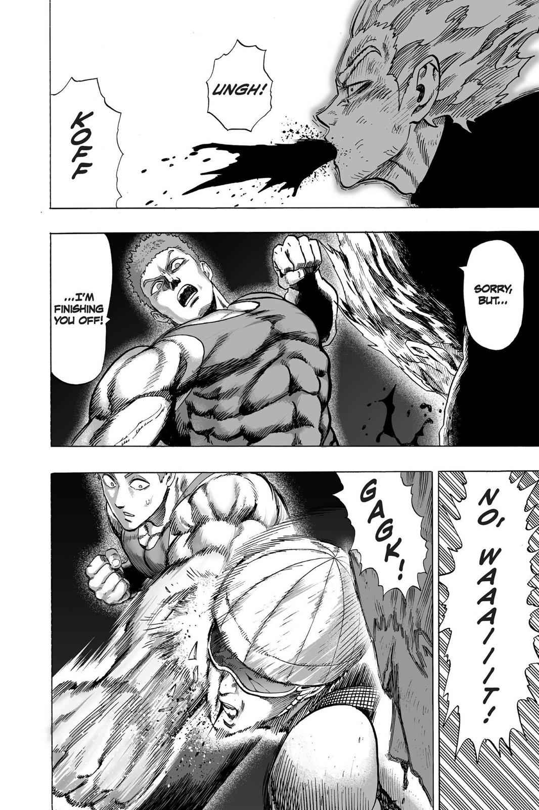 One-Punch Man Chapter 47 Page 5