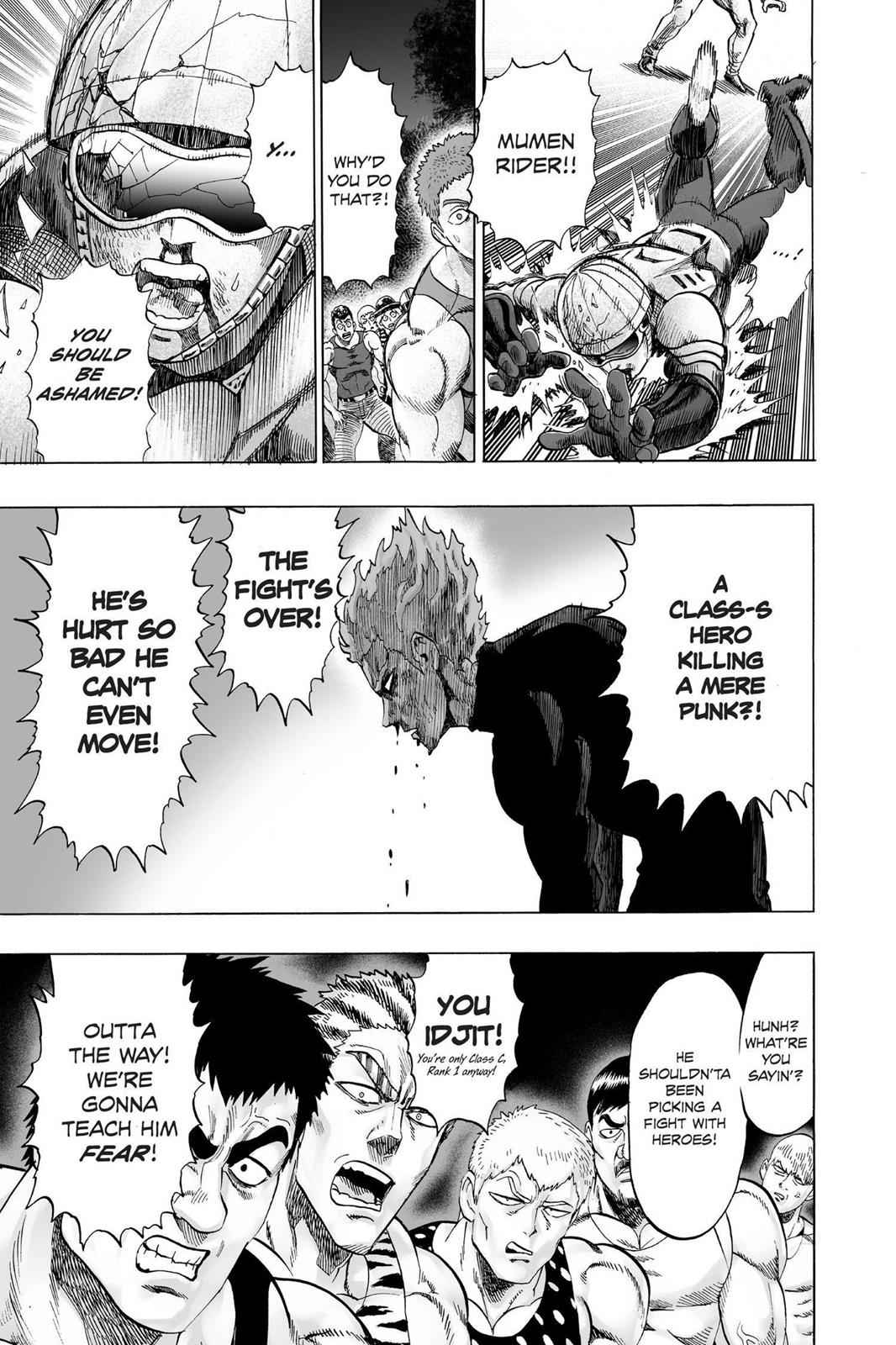 One-Punch Man Chapter 47 Page 6
