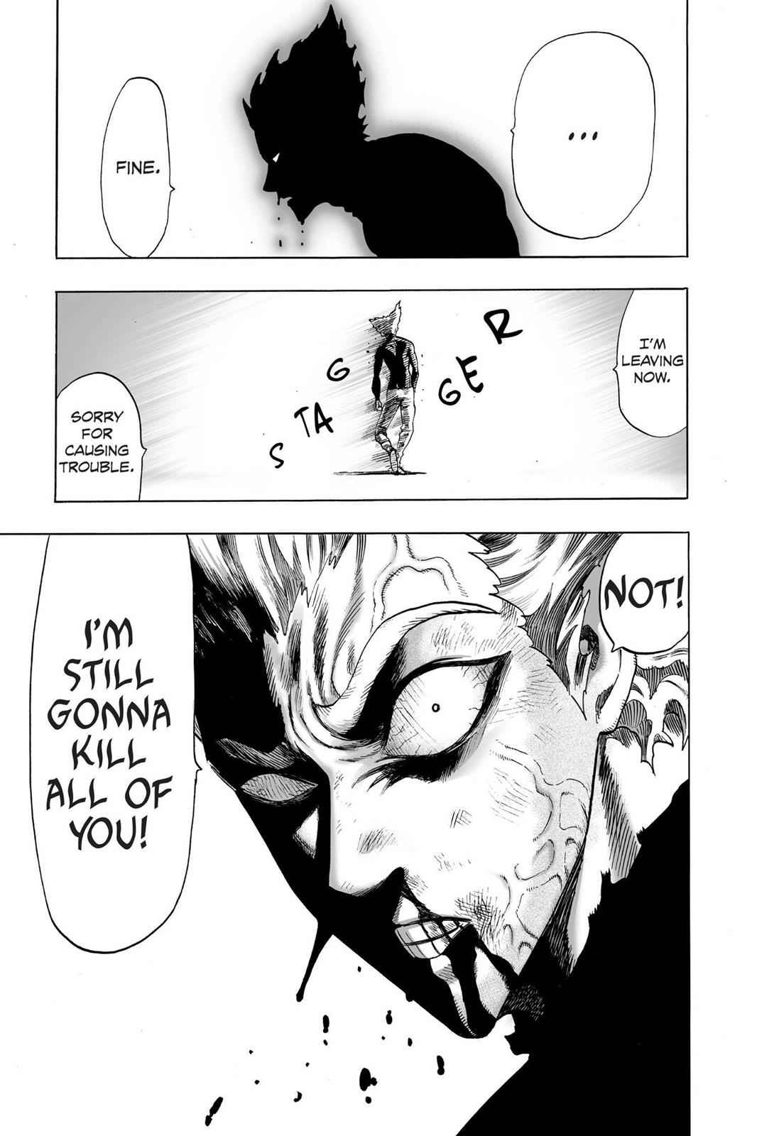 One-Punch Man Chapter 47 Page 8