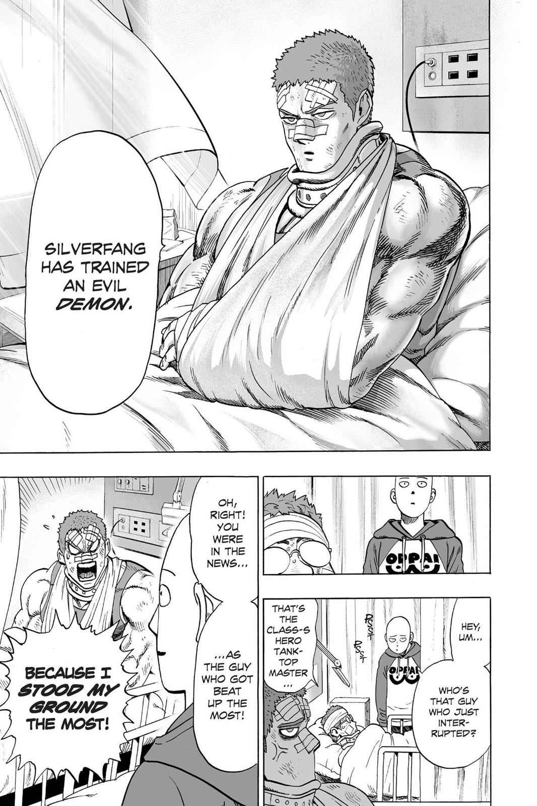 One-Punch Man Chapter 48 Page 16