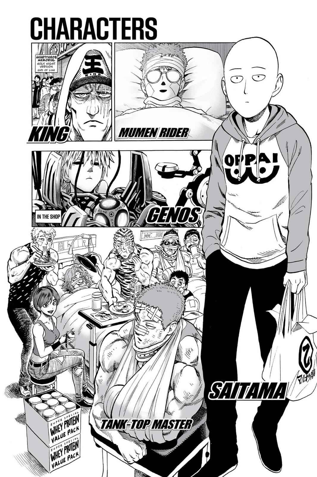 One-Punch Man Chapter 48 Page 5