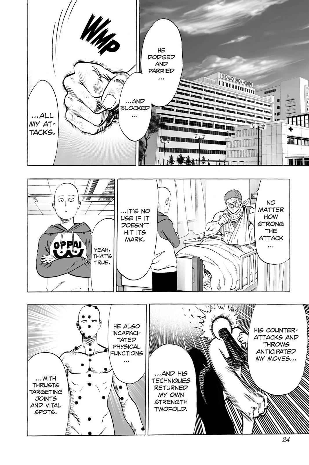 One-Punch Man Chapter 49 Page 5
