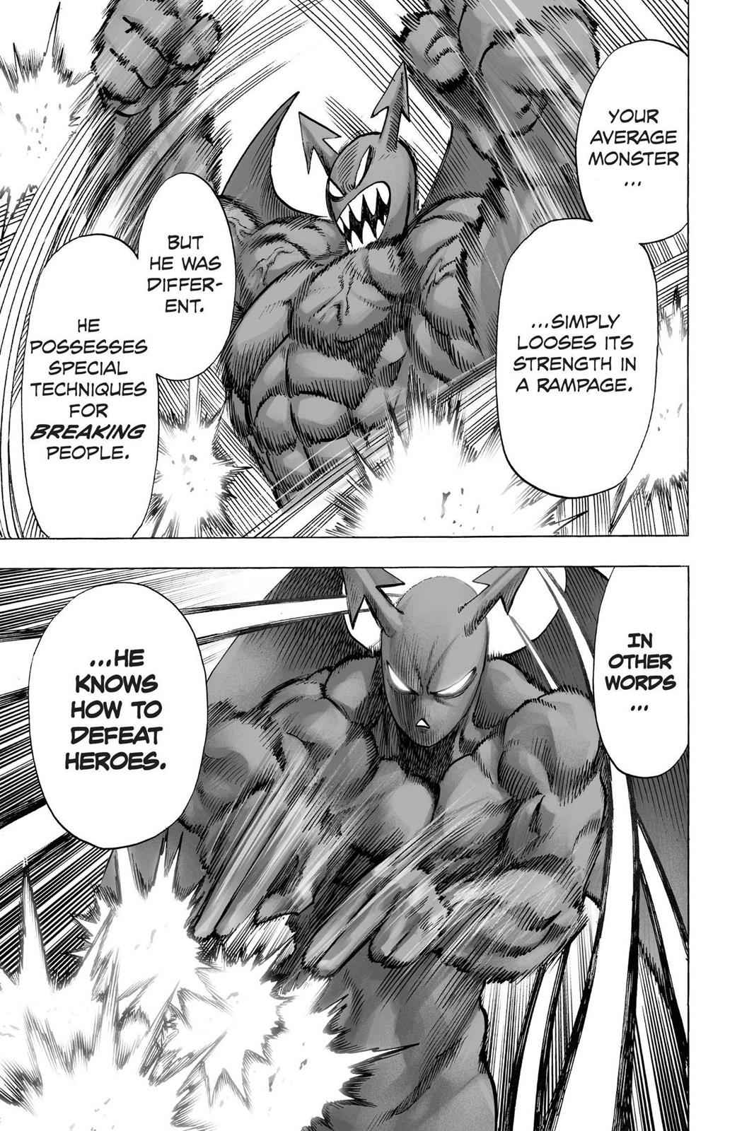 One-Punch Man Chapter 49 Page 6