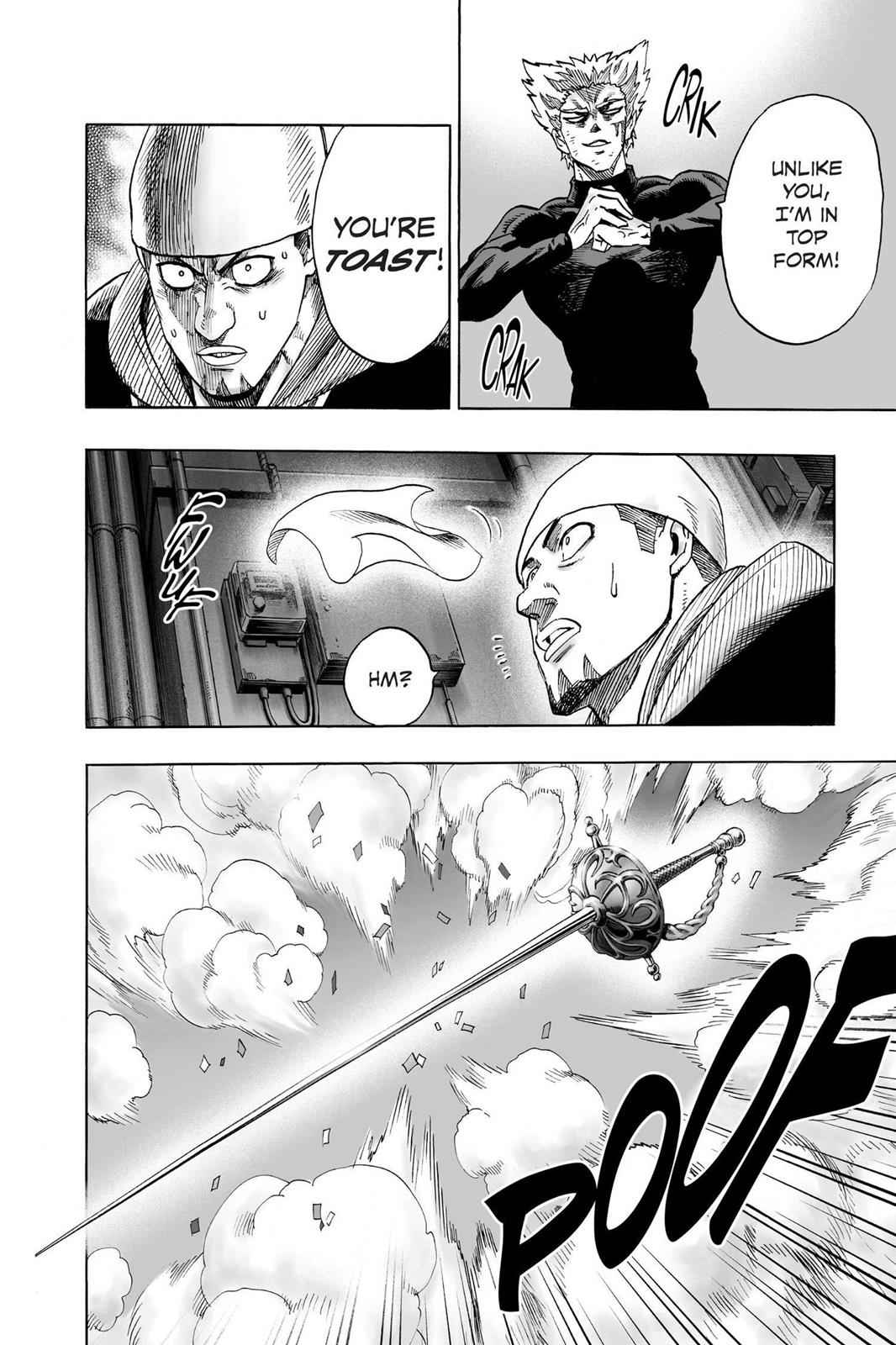 One-Punch Man Chapter 50 Page 15