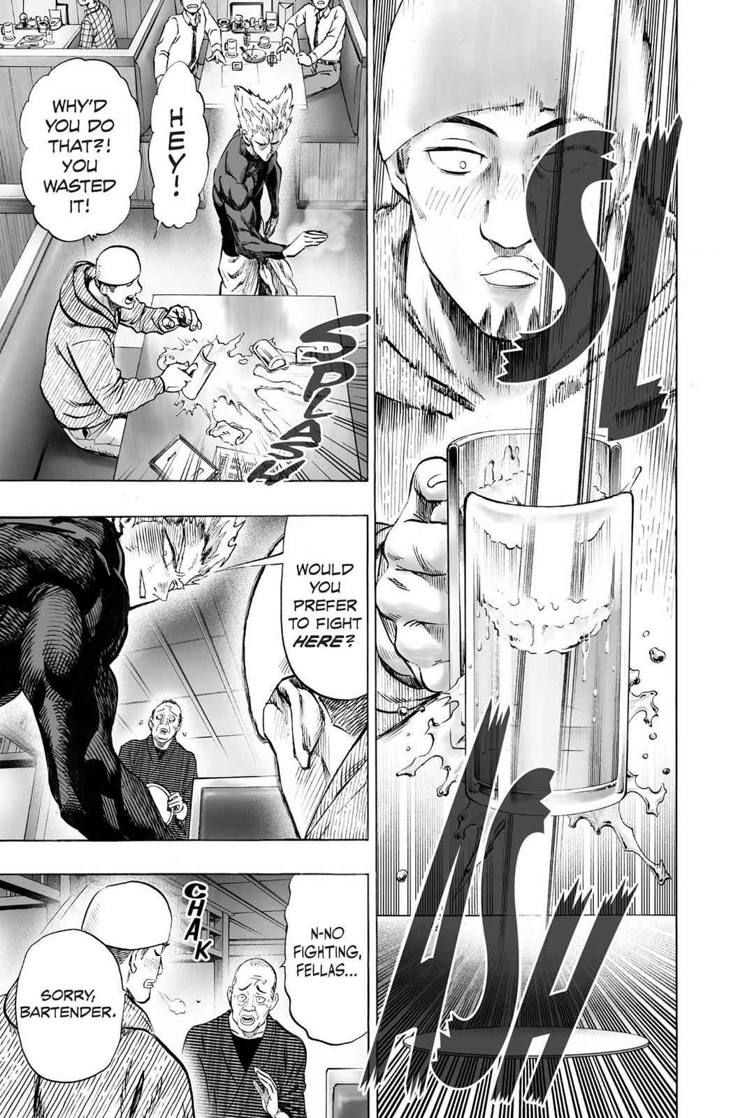One-Punch Man Chapter 50 Page 3