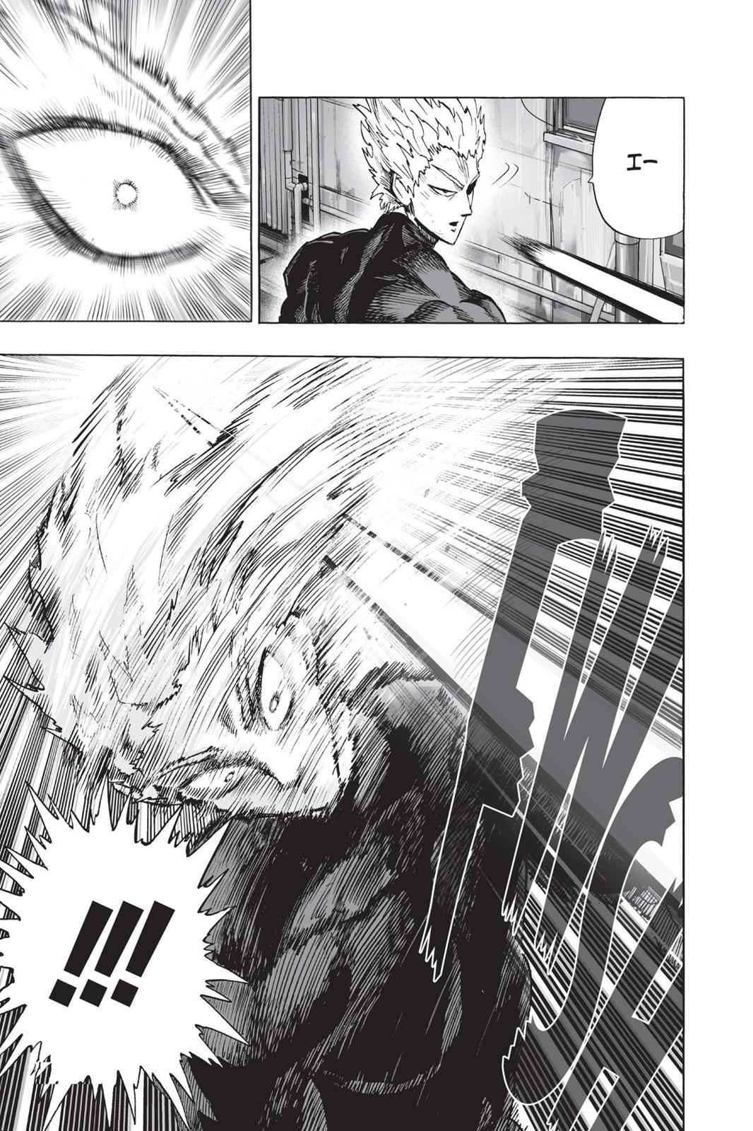 One-Punch Man Chapter 50 Page 5