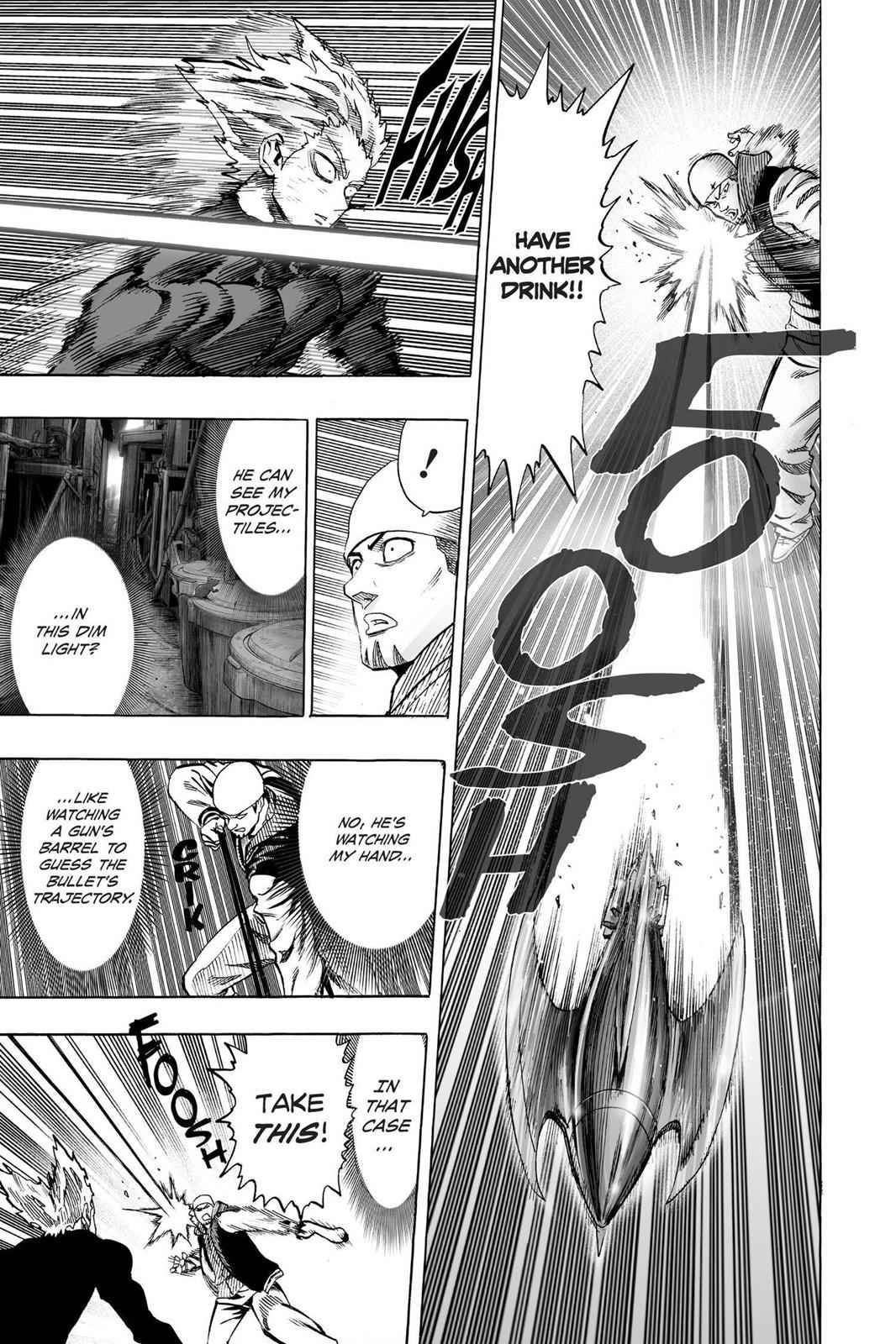 One-Punch Man Chapter 50 Page 7