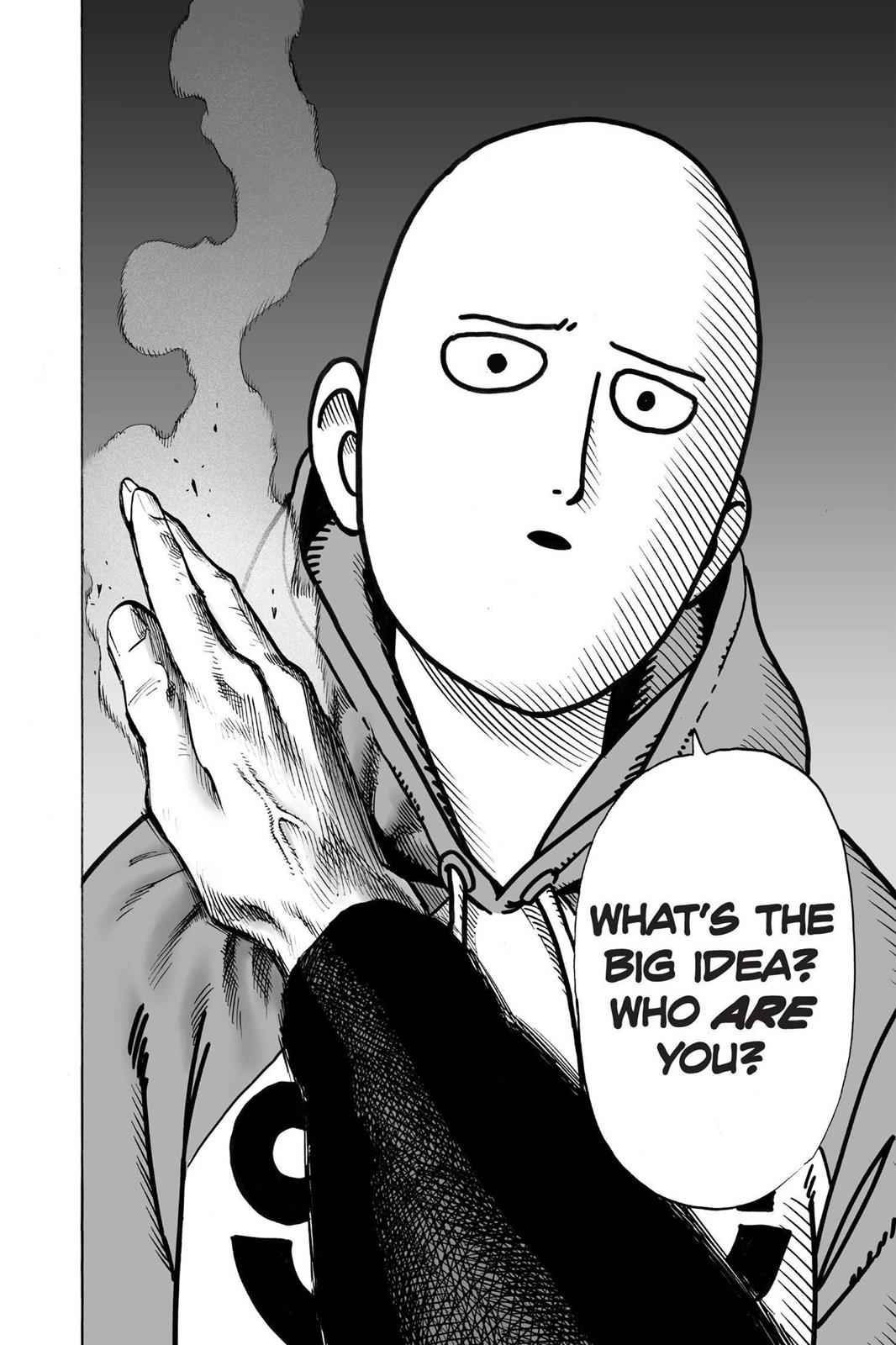 One-Punch Man Chapter 51 Page 8
