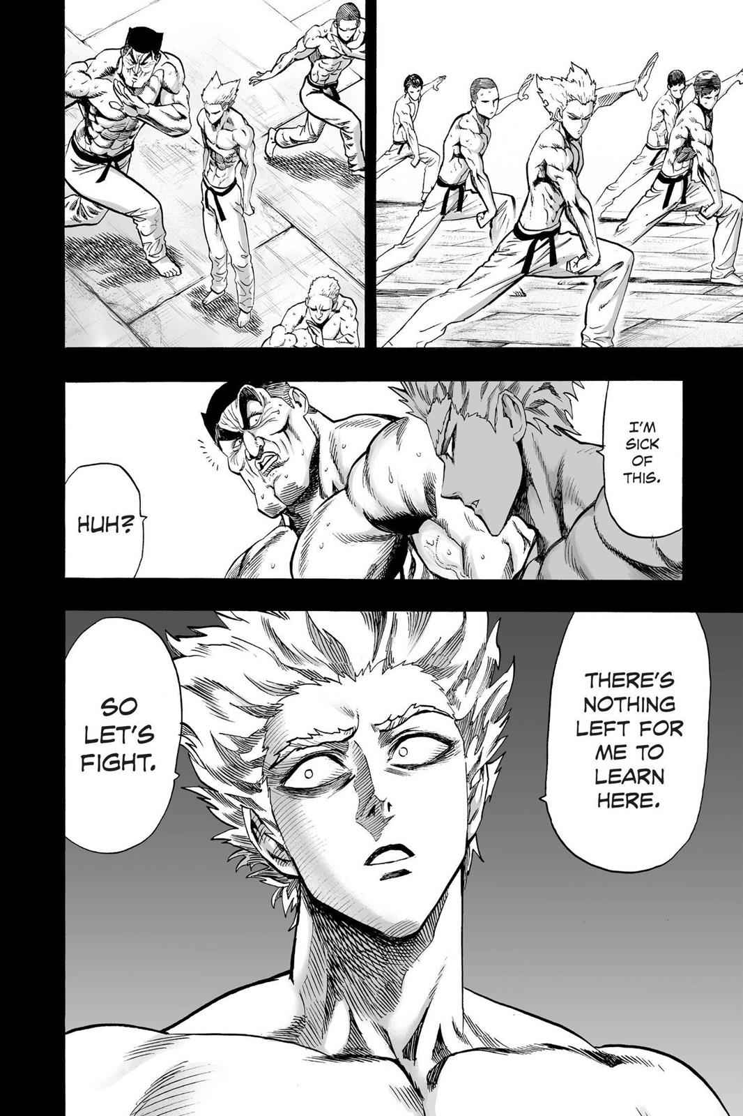One-Punch Man Chapter 53 Page 10