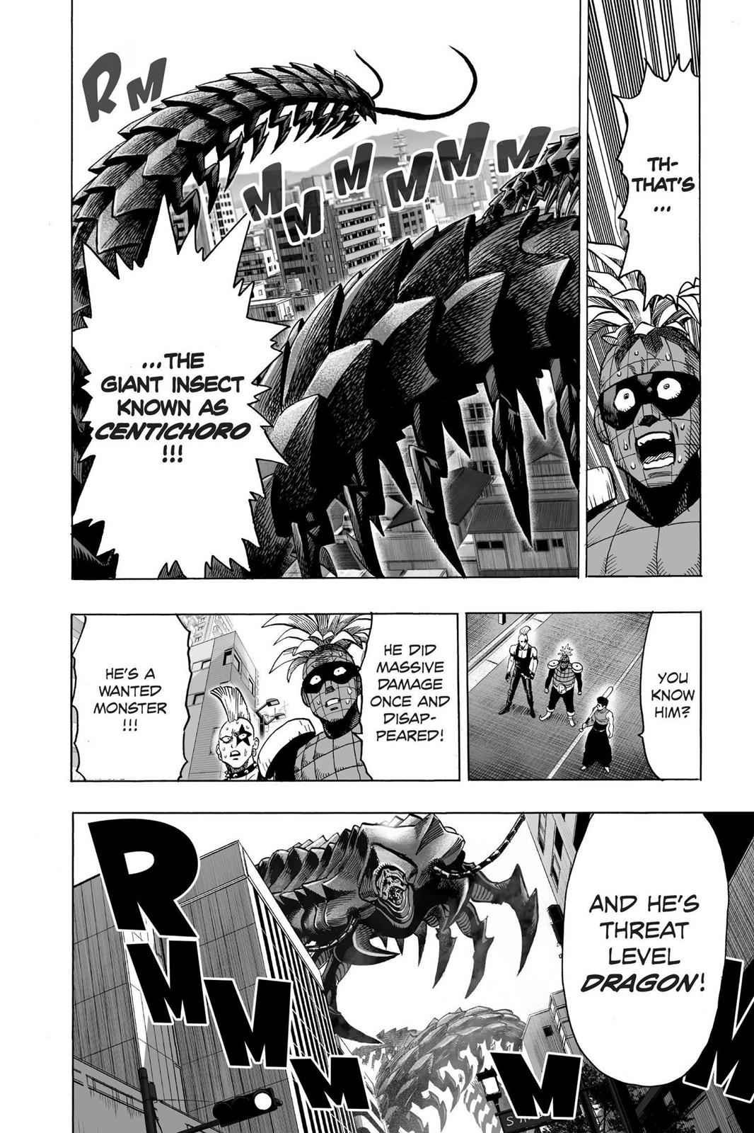 One-Punch Man Chapter 55 Page 17