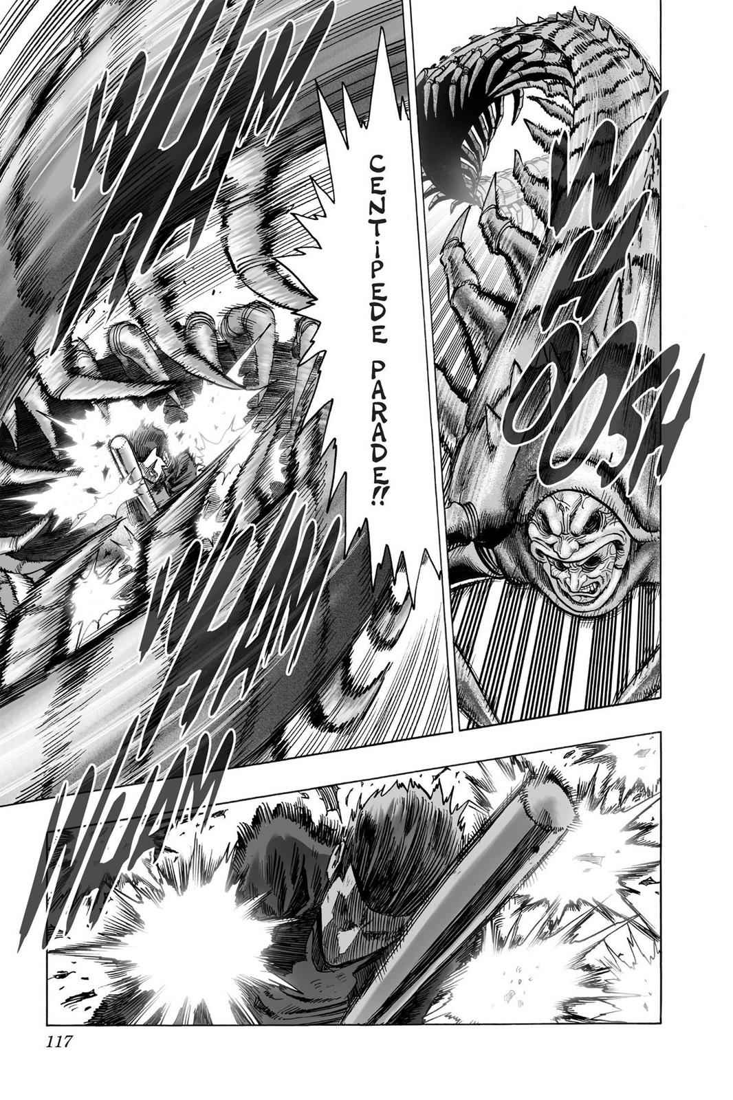 One-Punch Man Chapter 55 Page 3