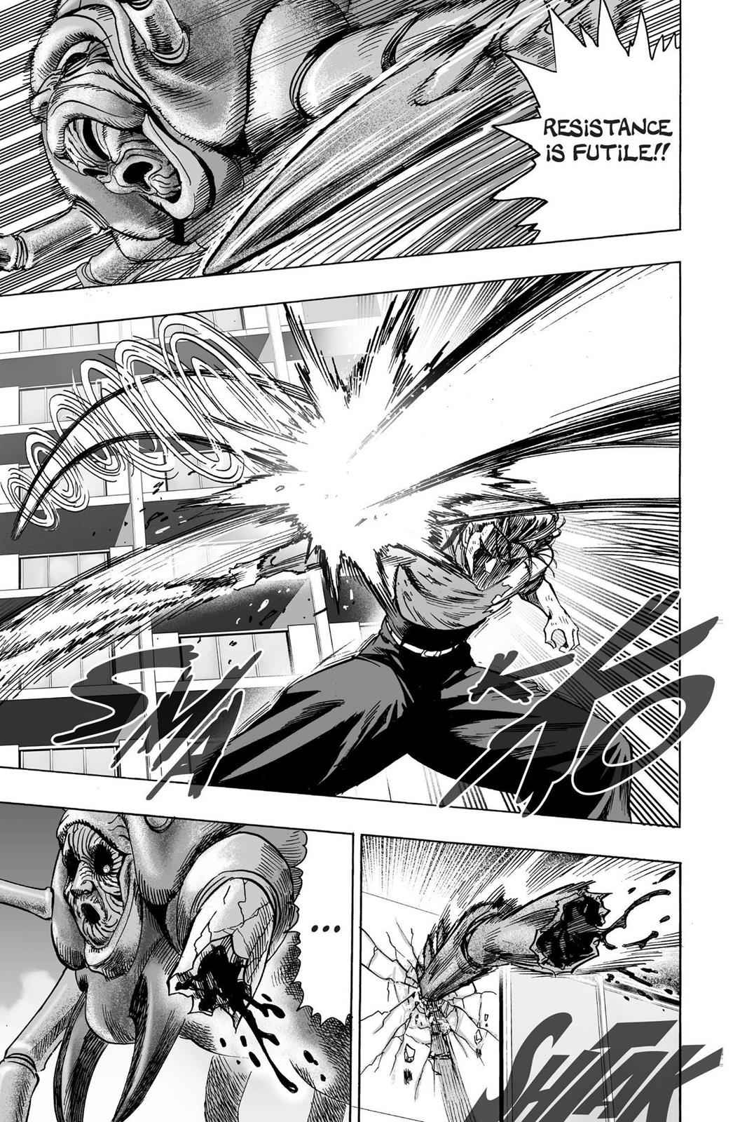 One-Punch Man Chapter 55 Page 9