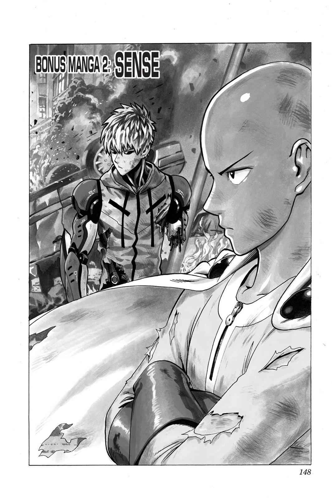 One-Punch Man Chapter 55.6 Page 1