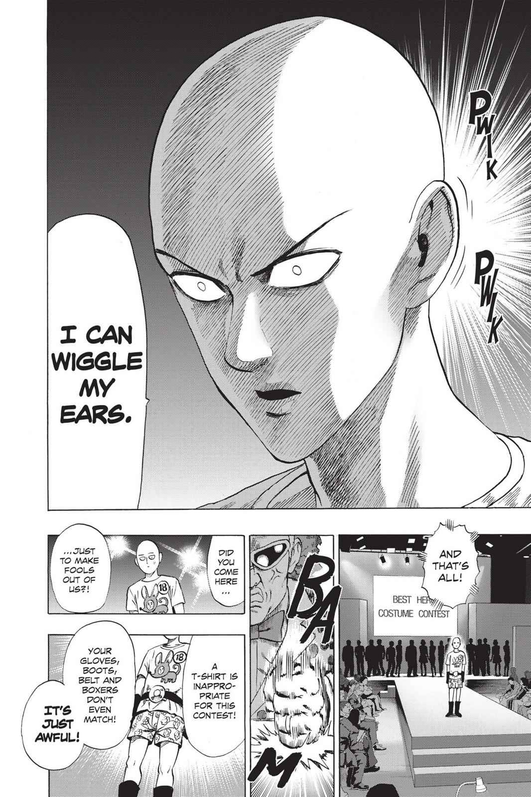 One-Punch Man Chapter 55.6 Page 11