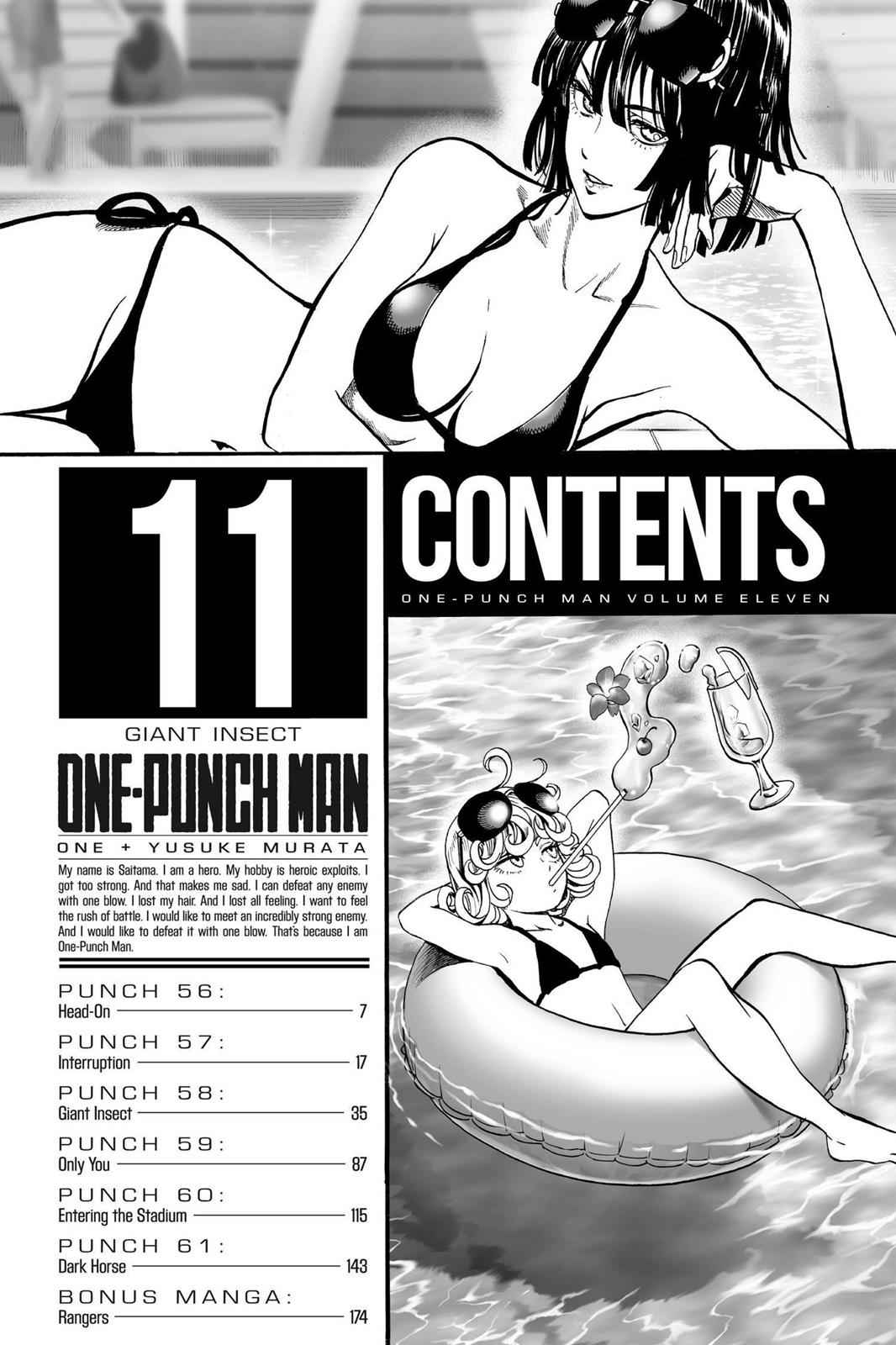 One-Punch Man Chapter 56 Page 6