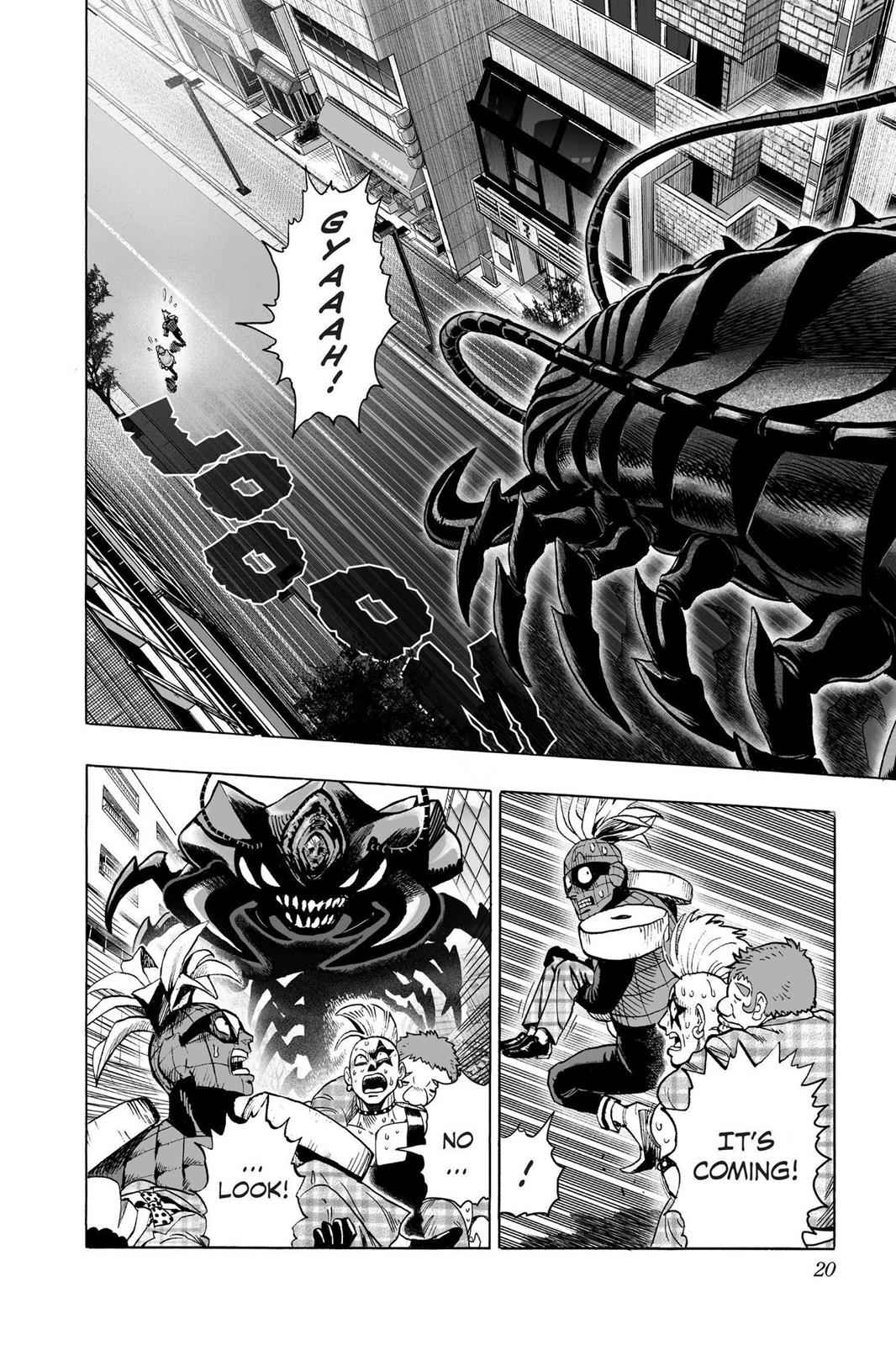 One-Punch Man Chapter 57 Page 4