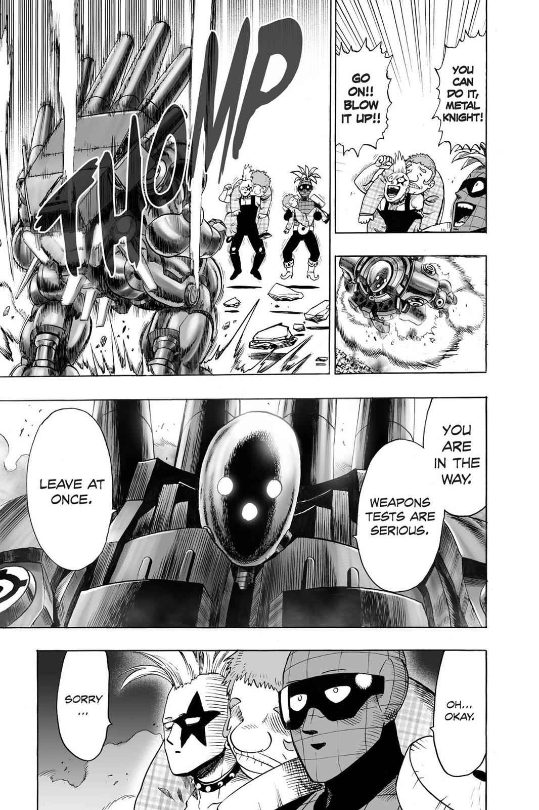 One-Punch Man Chapter 58 Page 10